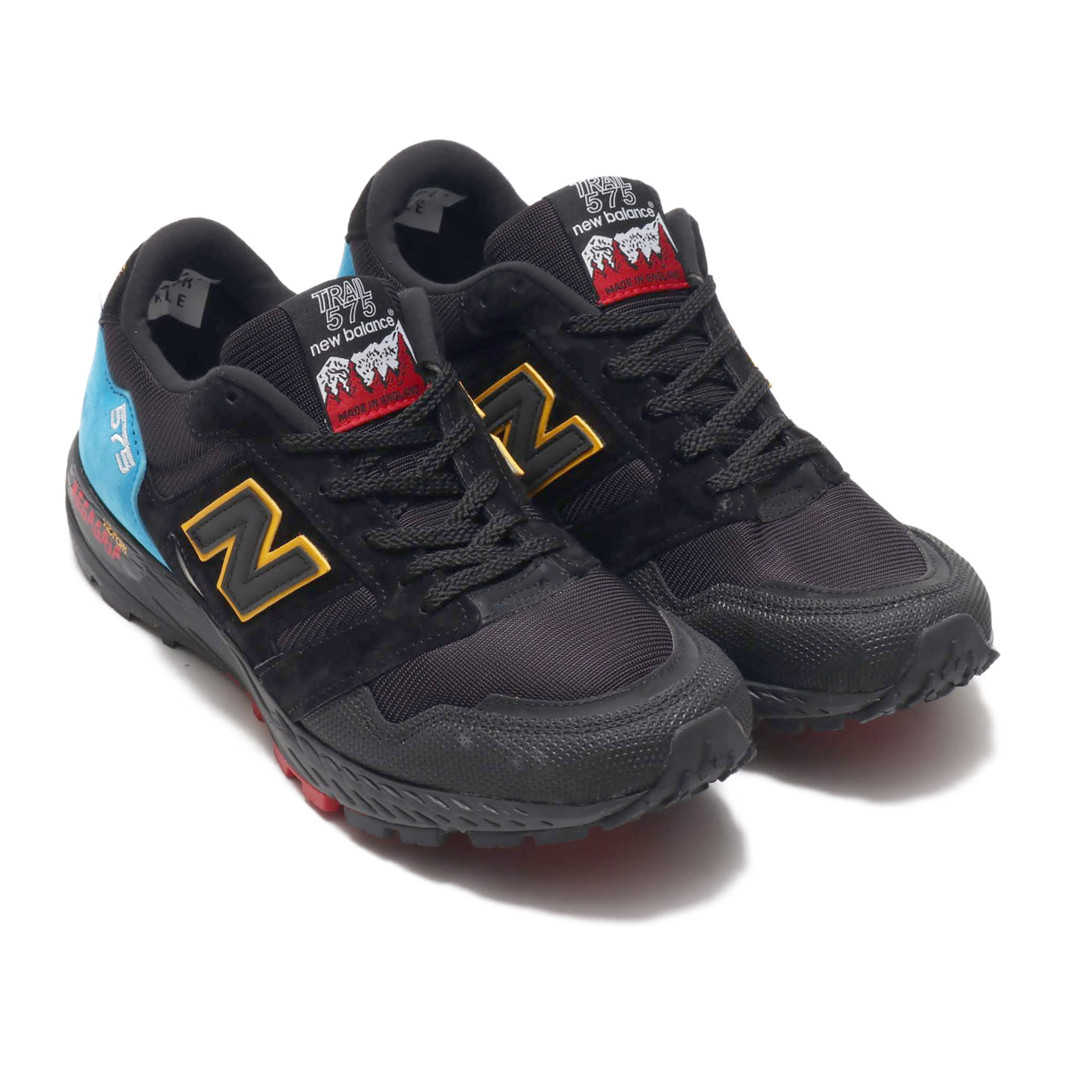 New Balance MTL575UT(ニューバランス MTL575UT)BLACK/BLUE【メンズ スニーカー】19FW-I