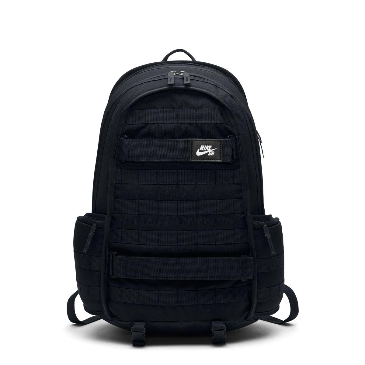 NIKE SB RPM BKPK - SOLID(ナイキ SB PRM バックパック)BLACK/BLACK/WHITE【メンズ レディース バックパック】18SU-I