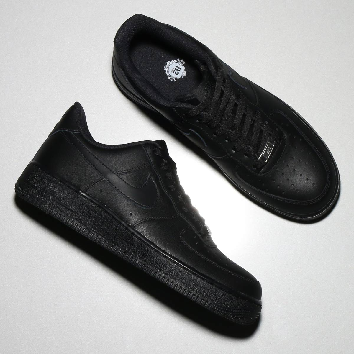 a4f6488891efd atmos-tokyo  NIKE AIR FORCE 1   07 (Nike Air Force 1   07) BLACK ...