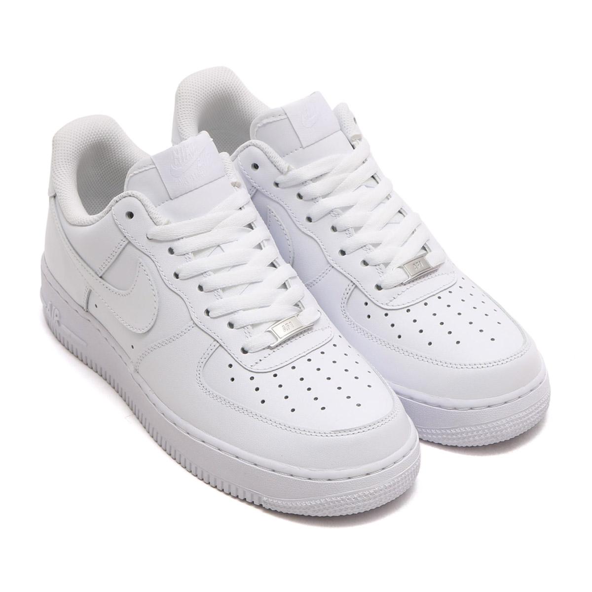 b4550407650a NIKE AIR FORCE 1   07 (Nike Air Force 1   07) WHITE WHITE CRYOVR