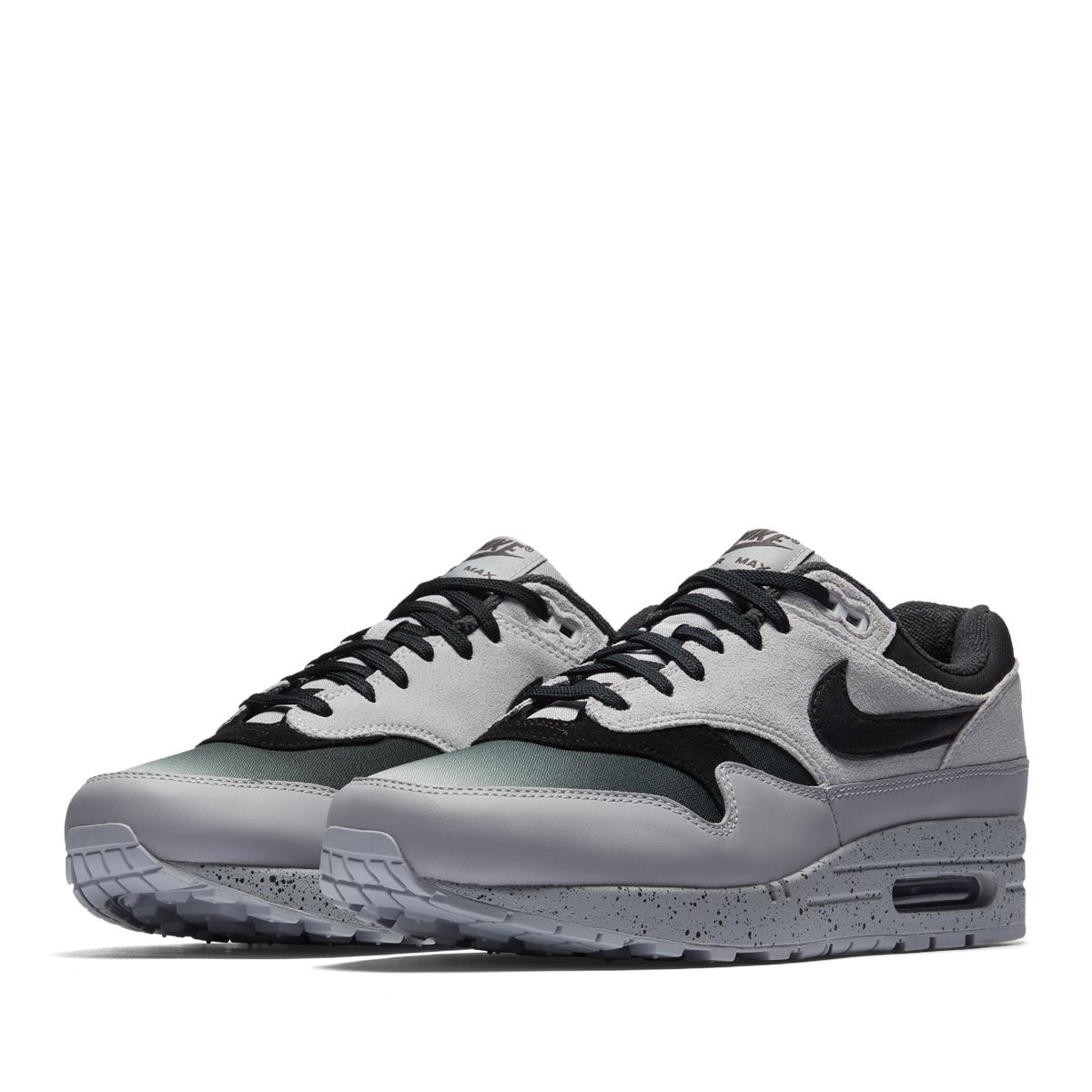Nike Air Max 1 Premium Pure Platinumblack wolf Grey 87