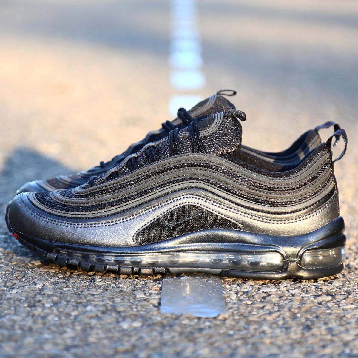Nike Air Max 97 BlackAnthracite Metallic Hematite 921826 005
