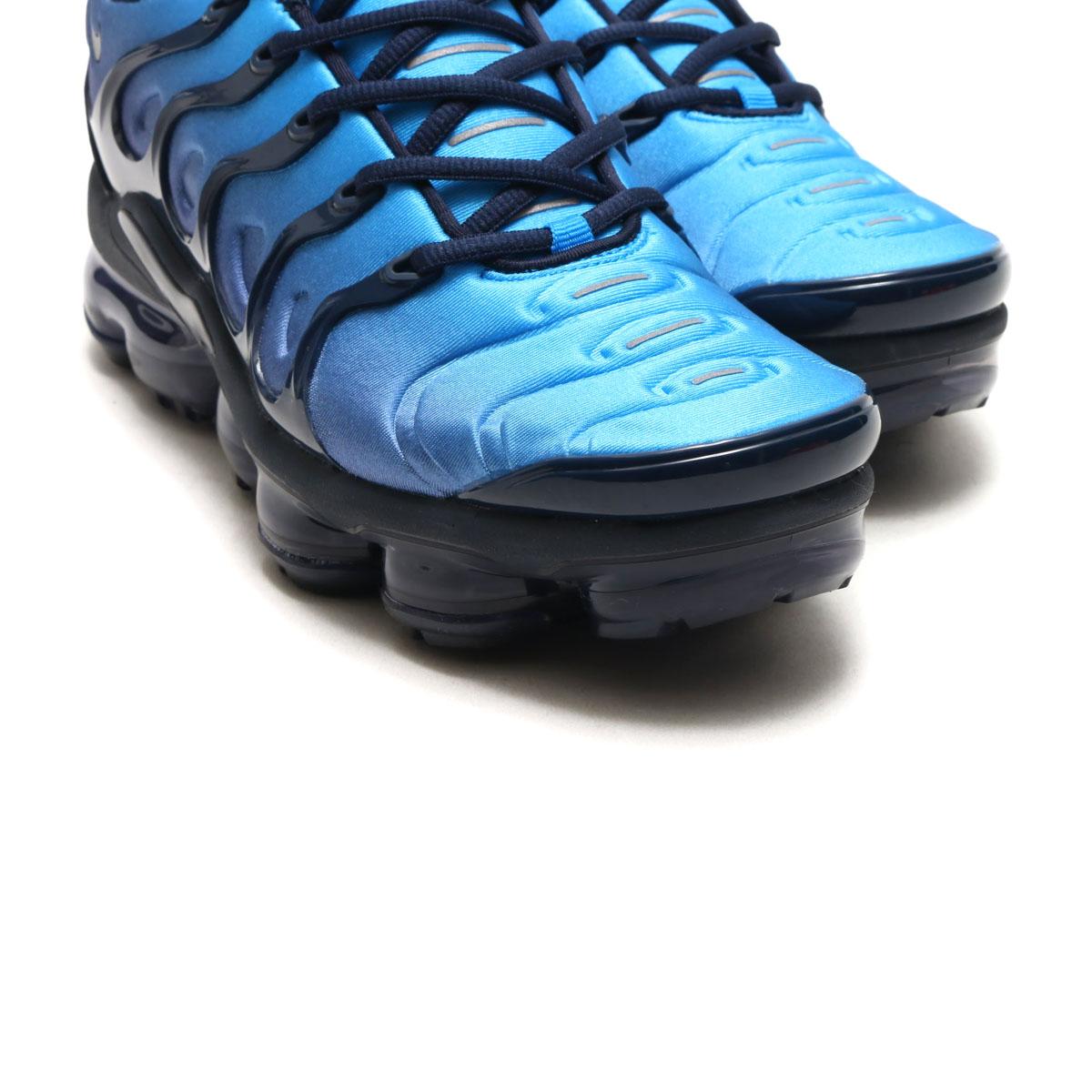 6848073bb7e NIKE AIR VAPORMAX PLUS (Nike air vapor max plus) OBSIDIAN OBSIDIAN-PHOTO  BLUE-BLACK 18SS-S