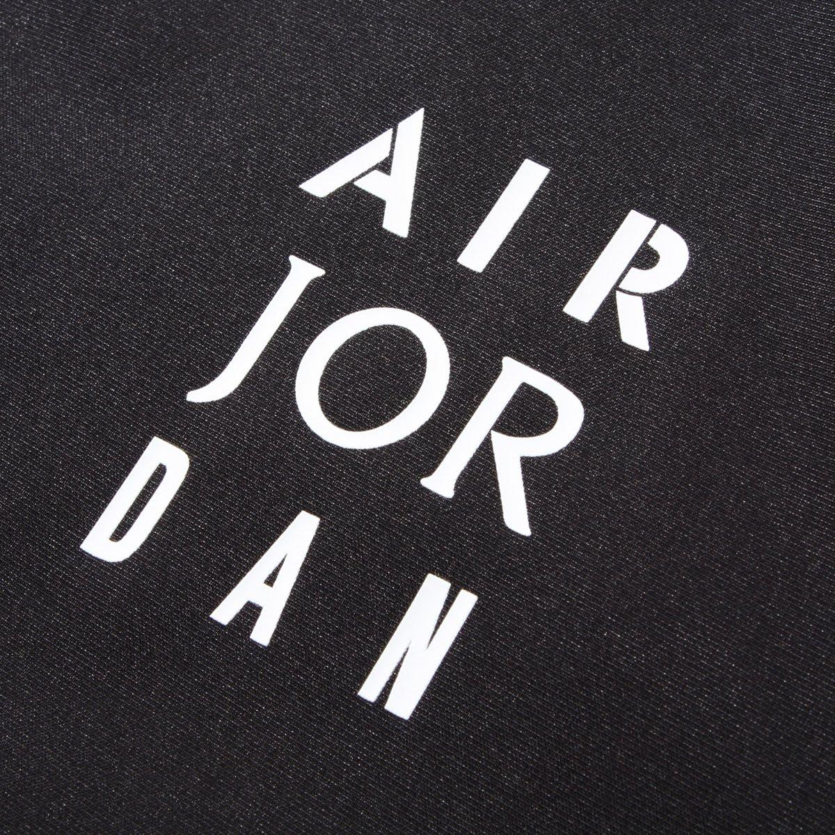 JORDAN BRAND JUMPMAN COACHES JKT ジョーダン ブランド ジョーダン ジャンプマン コーチ ジャケット BLACK WHITE メンズ ジャケット 18SP IrxBeWCod