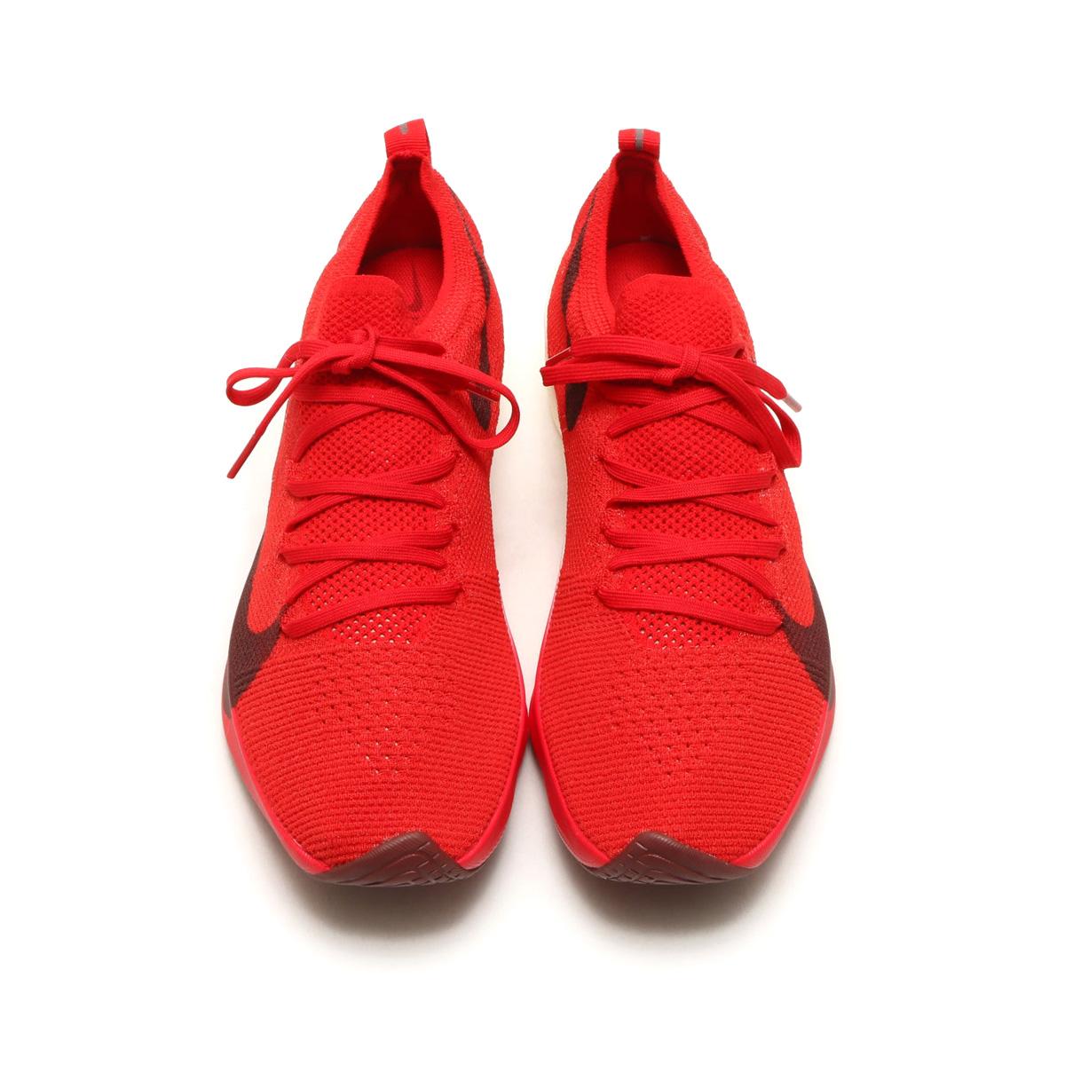 9b661f6ab6a2 NIKE VAPOR STREET FLYKNIT (Nike vapor street fried food knit) UNIVERSITY RED  DARK TEAM RED-SAIL-BLACK 18SP-S