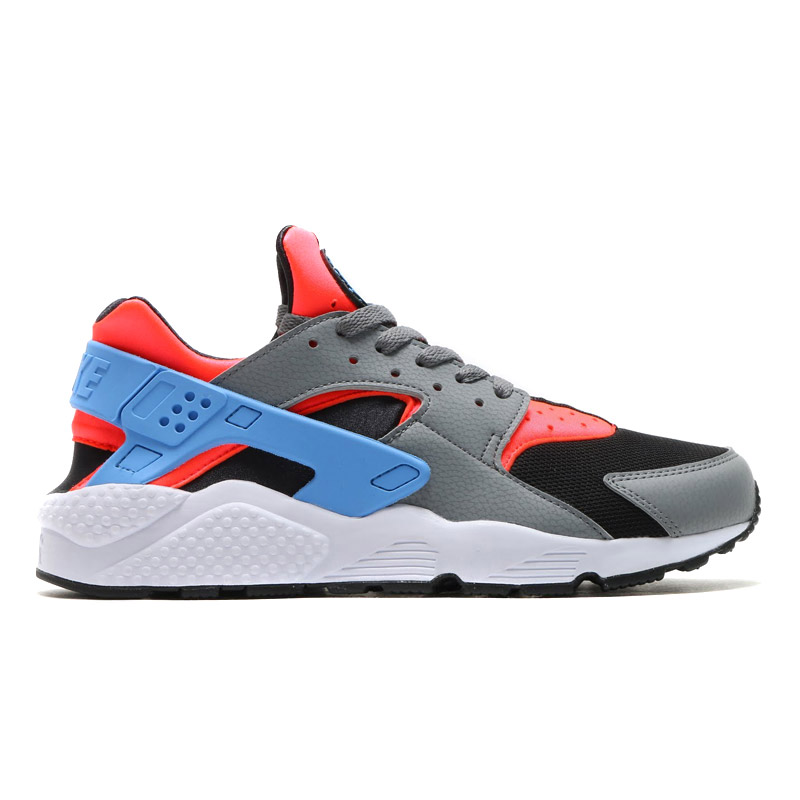 2a8bd960721 NIKE AIR HUARACHE (Nike Air halti) BRIGHT CRIMSON UNIVERSITY BLUE-COOL GREY-BLACK-WHITE  16SP-I