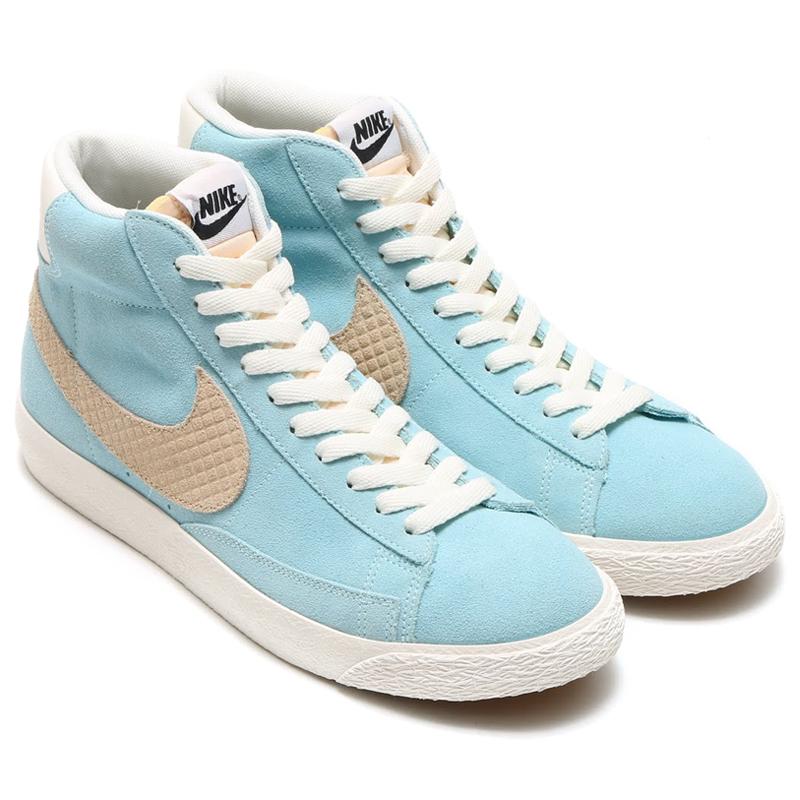 check out a51c6 2a8e4 NIKE BLAZER MID PRM VNTG QS (vintage the Nike Blazer mid premium QS)  COPASAND DUNE-SAIL 15FA-S