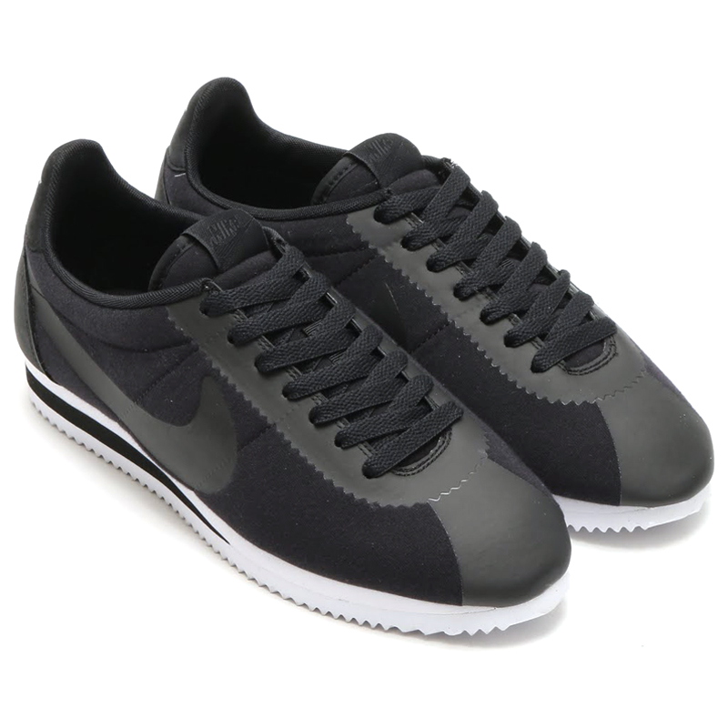 half off bf212 63a9f atmos-tokyo NIKE CLASSIC CORTEZ TP (Nike classic Cortez TP)  BLACKBLACKBLACK 15FA-S  Rakuten Global Market