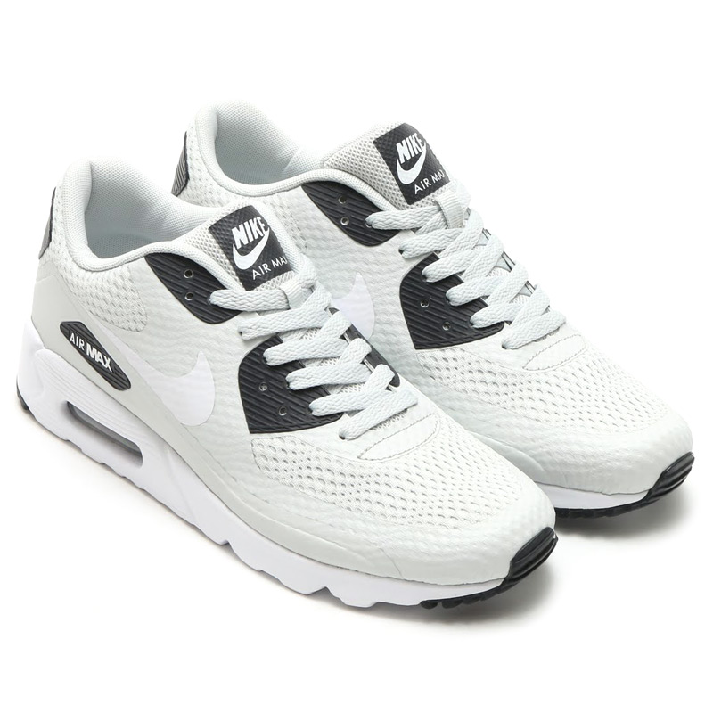 nike air max 90 ultra essential white grey