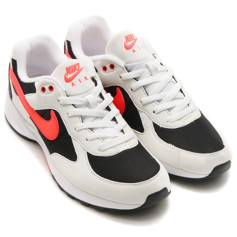 NIKE AIR ICARUS NSW (Nike Air Icarus NSW) WHITEBRIGHT CRIMSON BLACK 16SP I