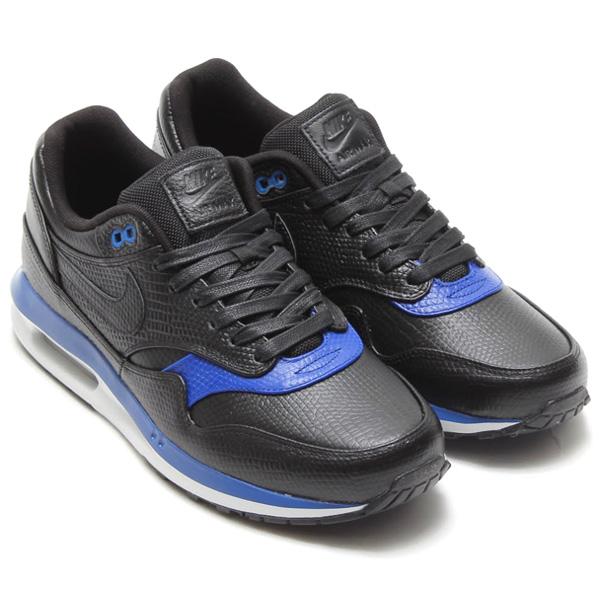best sneakers 372aa 0b5c9 NIKE AIR MAX LUNAR 1 DELUXE (Nike Air Max Luna 1 Deluxe) BLACK  ...