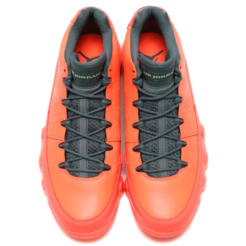 e5acc32dd77 ... NIKE AIR JORDAN 9 RETRO LOW (Nike Air Jordan 9 retro low) BRIGHT MANGO  ...