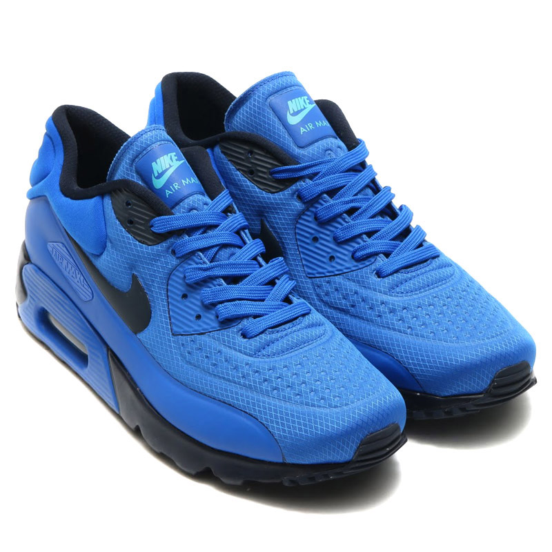 competitive price 77dad 8eccb NIKE AIR MAX 90 ULTRA SE (Nike Air Max 90 ultra SE) HYPER COBALT ...