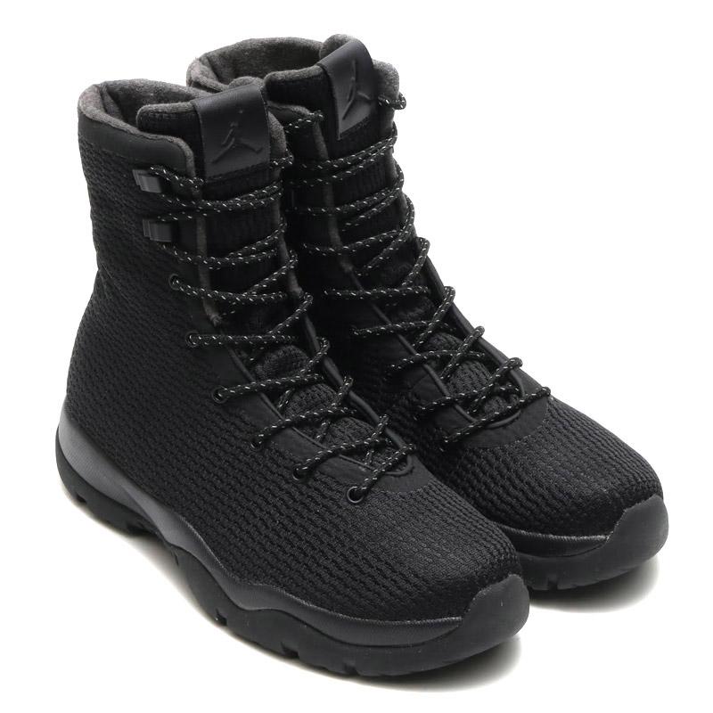 NIKE JORDAN FUTURE BOOT(ナイキ ジョーダン フューチャー ブーツ)BLACK/BLACK-DARK GREY【メンズ スニーカー】16HO-I