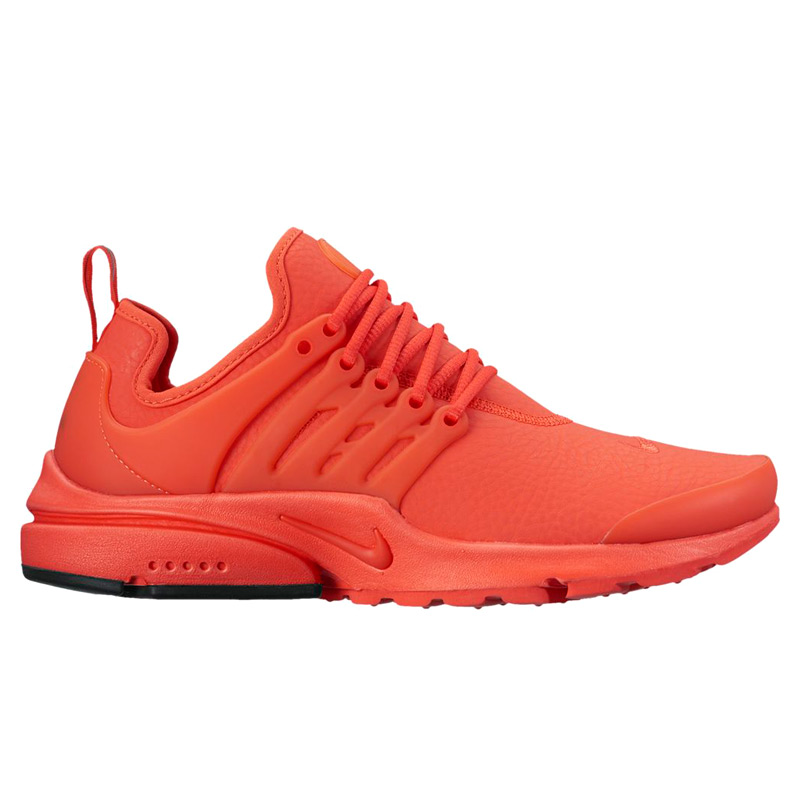watch 8aa39 4cd6b NIKE W AIR PRESTO PRM (Nike Womens Presto premium) MAX ORANGE MAX ORANGE ...