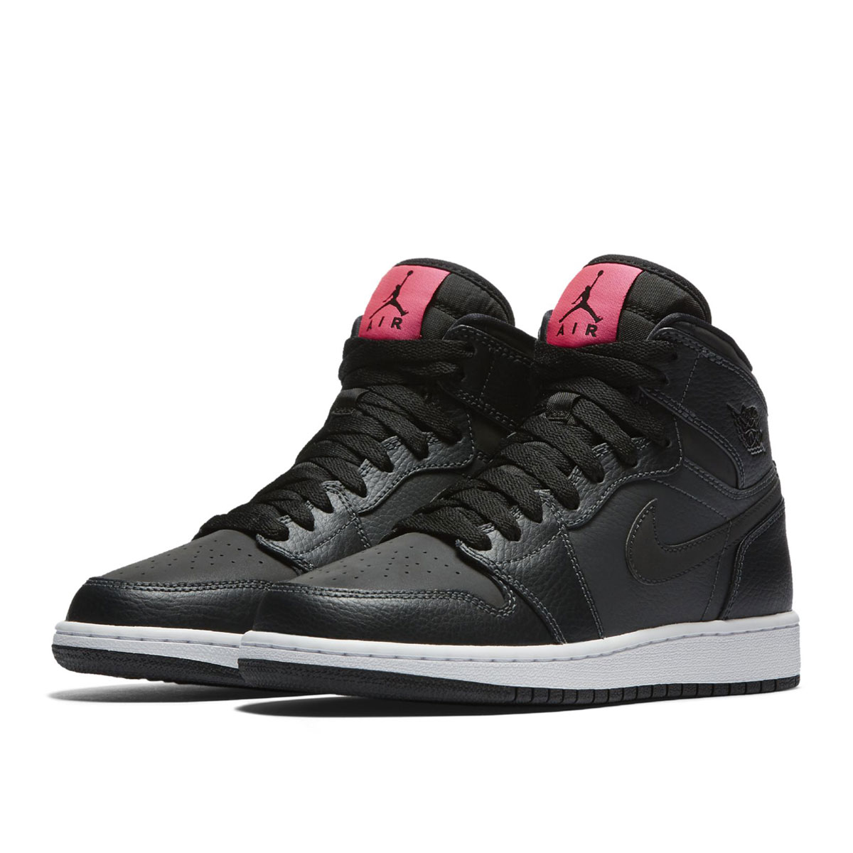 NIKE AIR JORDAN 1 RETRO HIGH GG (ナイキ エア ジョーダン 1 レトロ ハイ GG)ANTHRACITE/BLACK-BLACK-HYPER PINK-WHITE【レディース スニーカー】17SP-I