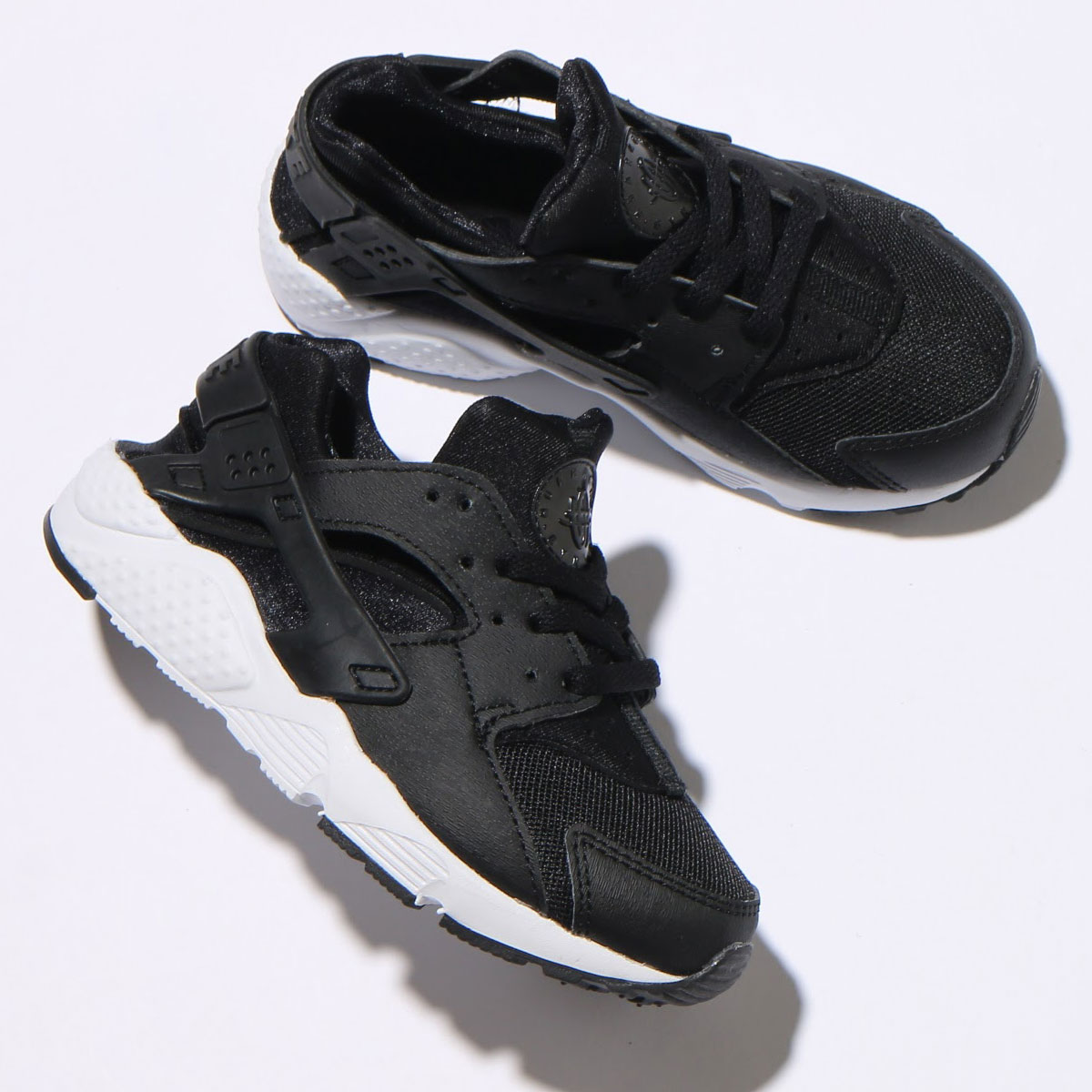 a5aae3f300 atmos-tokyo: NIKE HUARACHE RUN PS (Nike halti run PS) BLACK/WHITE ...