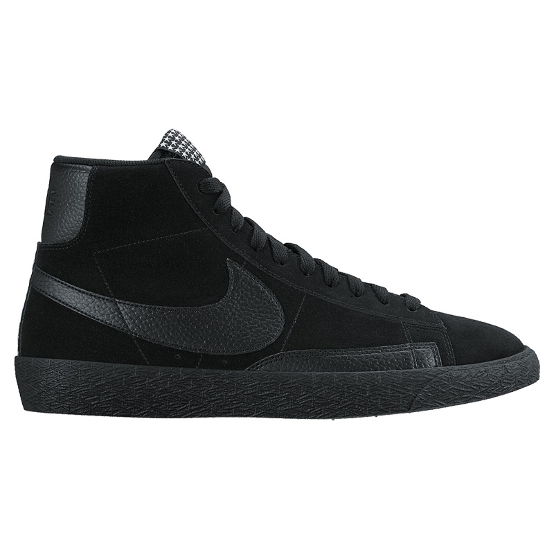 best service ea9c5 5e651 NIKE BLAZER MID PRM VNTG (Nike Blazer mid premium vintage) BLACKWHITE-GUM  LIGHT BROWN 16SP-I