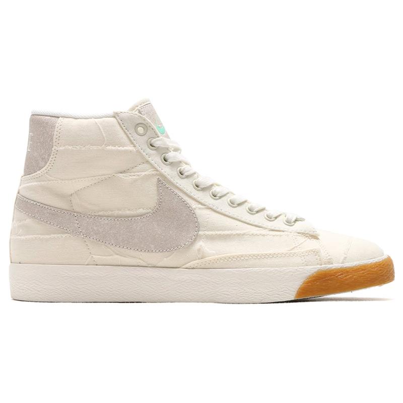 Nike Blazer Mid Prm Vintage Qs - Seil peAsf9kY