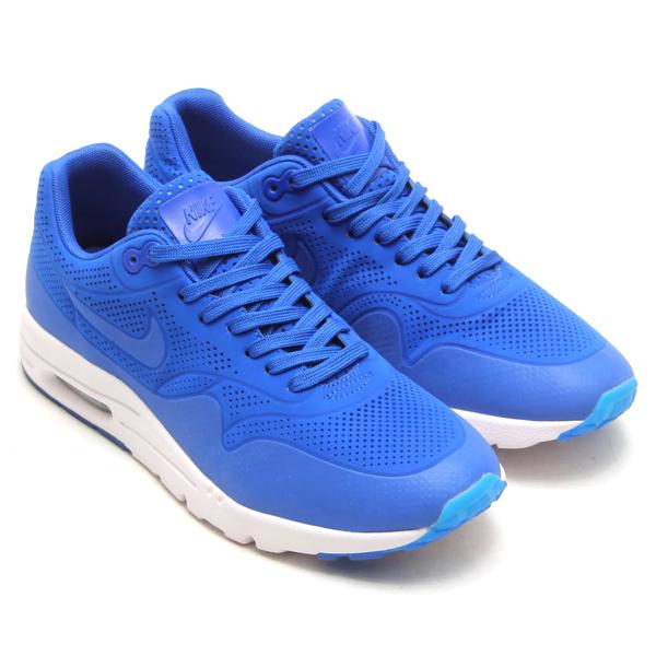 NIKE WMNS AIR MAX 1 ULTRA MOIRE (Nike wmns Air Max 1 ultra moire) GAME ROYALGAME ROYALWHITE 15SP I