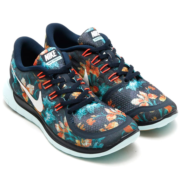 sale retailer 89689 ce57d NIKE WMNS FREE 5.0 PHOTOSYNTH (Nike wmns free 5.0 photosynthesis) DARK  OBSIDIAN TEAL TINT-HOT LAVA WHITE 15SU-S