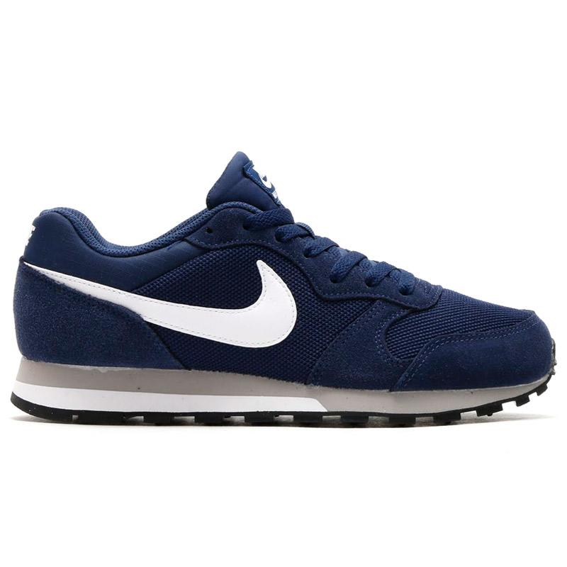 1db17339d44f3 ... NIKE MD RUNNER 2 (Nike mid runner 2) MIDNIGHT NAVY WHITE-WOLF ...