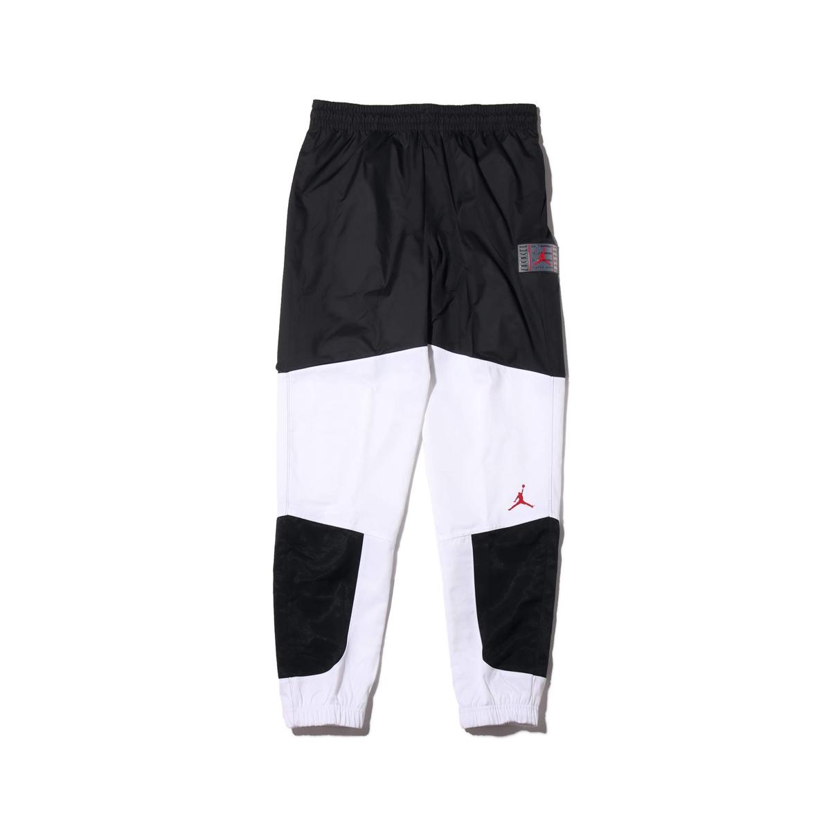 NIKE M J LGC AJ11 CLRBLK PANT(ナイキ ジョーダン レガシー AJ11 クリアブラック パンツ)BLACK/WHITE/GYM RED【メンズ ロングパンツ】19HO-S