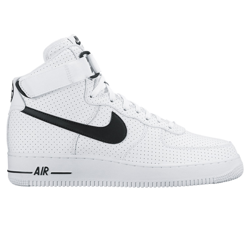 NIKE AIR FORCE 1 HIGH   07 (Nike Air Force 1 Hi 07) WHITE BLACK-WHITE 16FA-I c33cbfd19