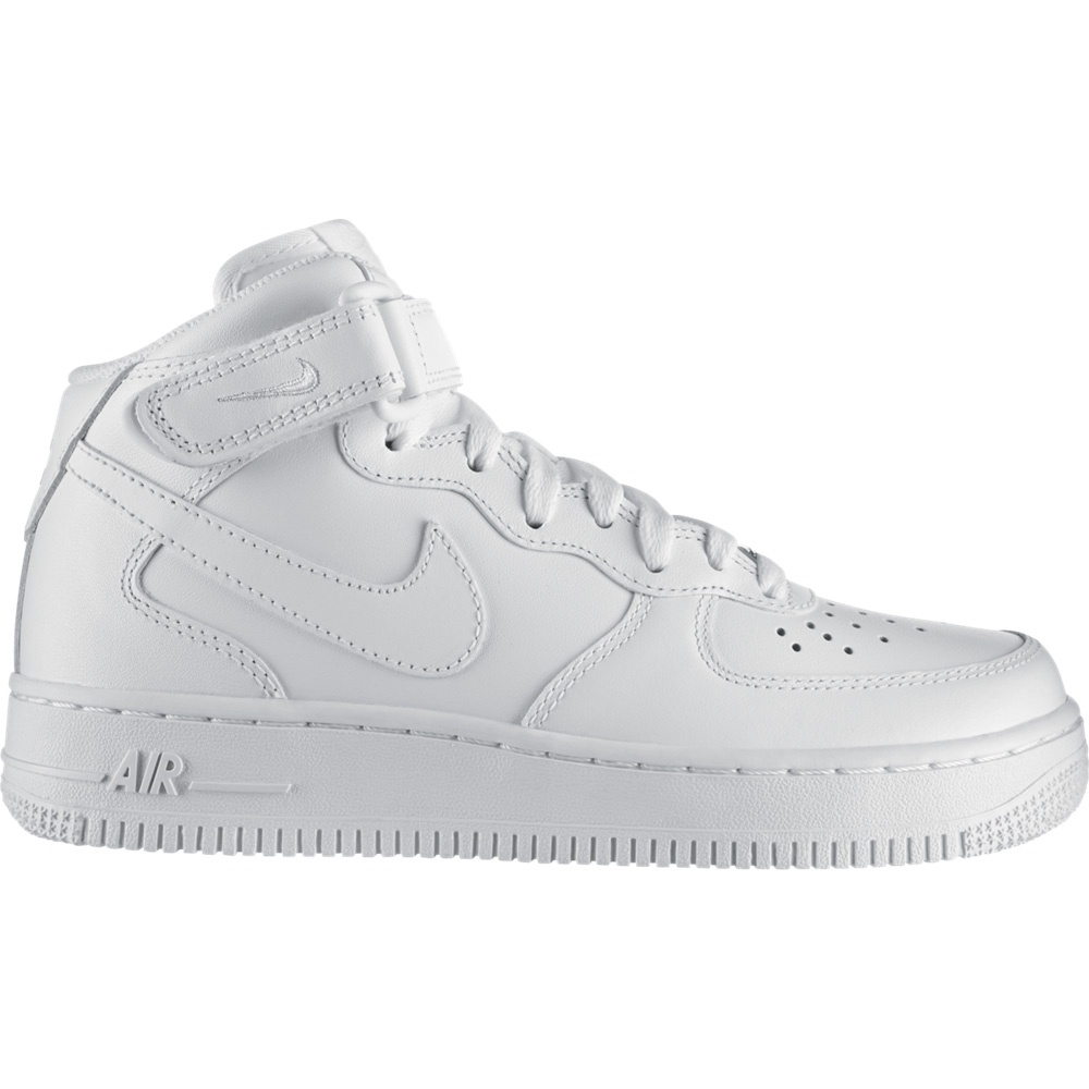 huge discount 932f5 f2dc5 NIKE WMNS AIR FORCE 1 MID ' 07 (Nike women's air force 1 mid ' 07)  WHITE/WHITE CRYOVR