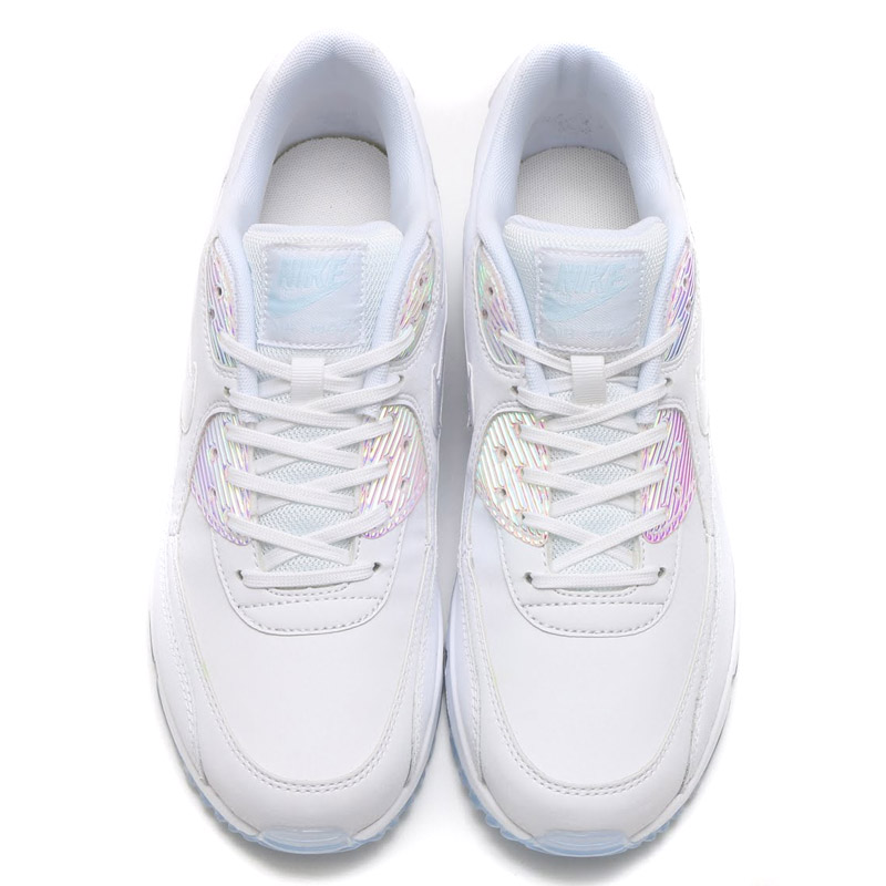 competitive price eb37a 064ab ... NIKE WMNS AIR MAX 90 PREM (Nike wmns Air Max 90 premium) WHITE  ...