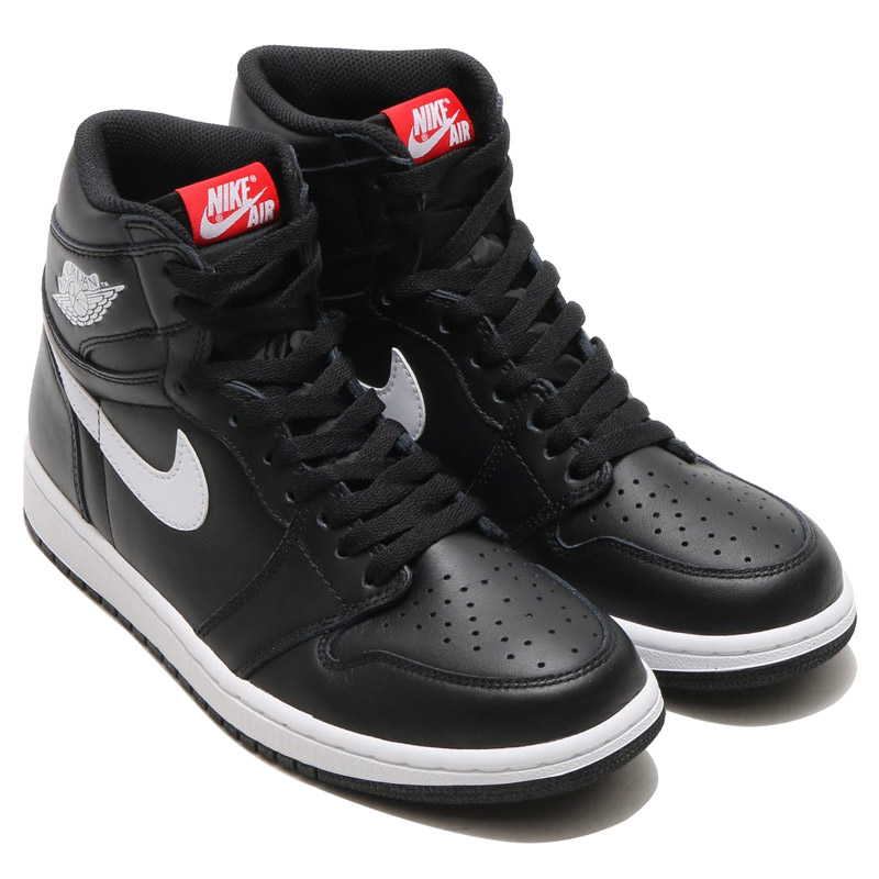 air jordan retro 1 high og black nz
