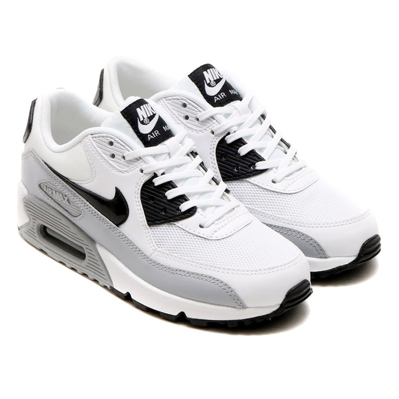 cheap for discount 0fc9f ea55c ... NIKE WMNS AIR MAX 90 ESSENTIAL (Nike womens Air Max 90 essential) WHITE  ...