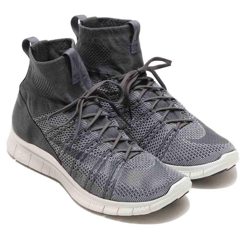the latest 80d76 7eef7 NIKE FREE FLYKNIT MERCURIAL (ナイキフリーフライニットマーキュリアル SP) DARK GREY WOLF ...