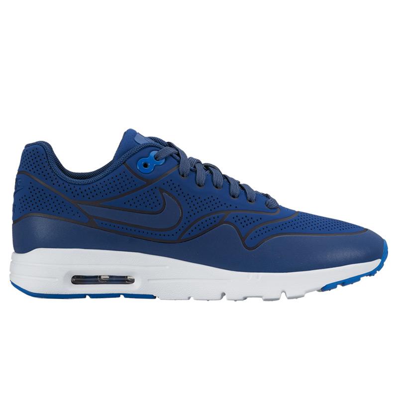 timeless design 48469 2f43b NIKE WMNS AIR MAX 1 ULTRA MOIRE (Nike wmns Air Max 1 ultra moire) COASTAL  BLUE COASTAL BLUE 16FA-I