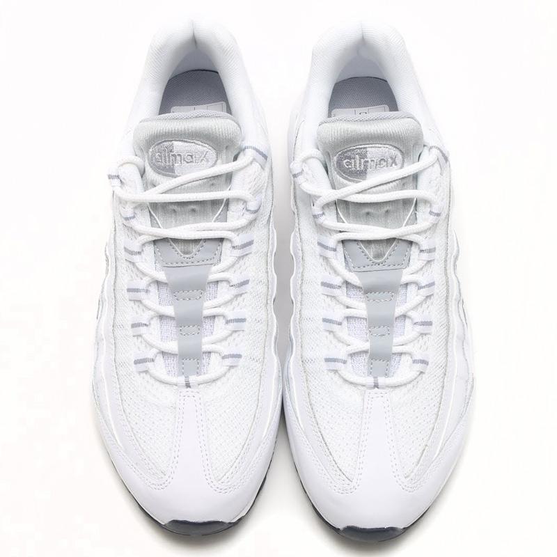 Nike Air Max 95 Essenziale Che Cambia Bianco 5KCU2CYhFq