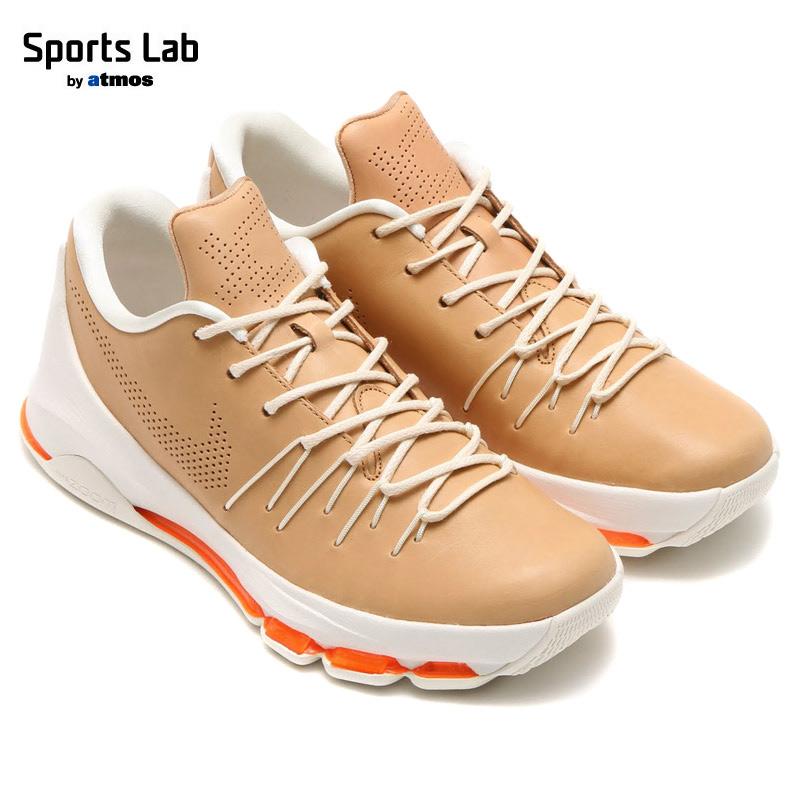 online store fbd56 9f01e NIKE KD 8 EXT (Nike KD 8 extension) VACHETTA TAN VACHETTA TAN- ...