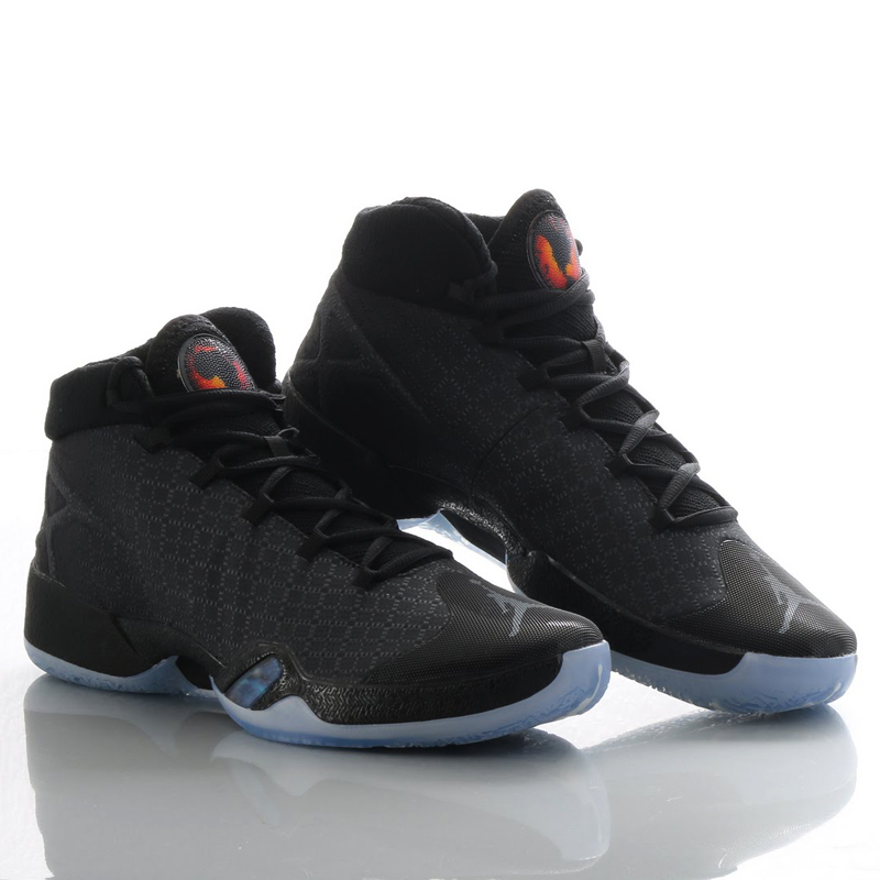 NIKE AIR JORDAN XXX (Nike Air Jordan 30) BLACK/ANTHRACITE-BLACK/WHITE 16SU-S