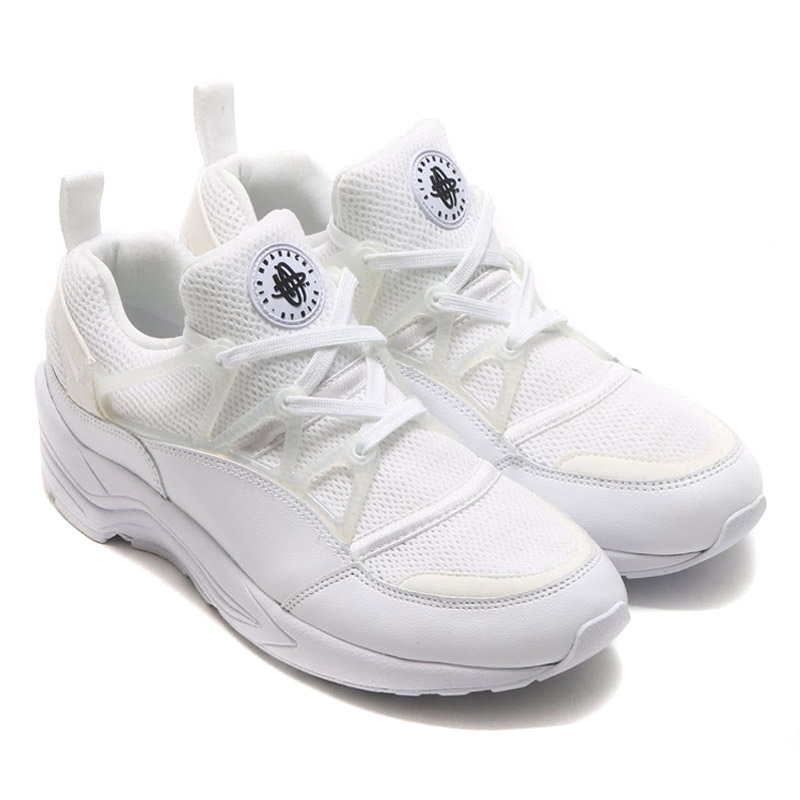 premium selection 84142 87f43 NIKE WMNS AIR HUARACHE LIGHT PRM (Nike wmns air halti Lite premium)  WHITEWHITEBLACK 16SU-I