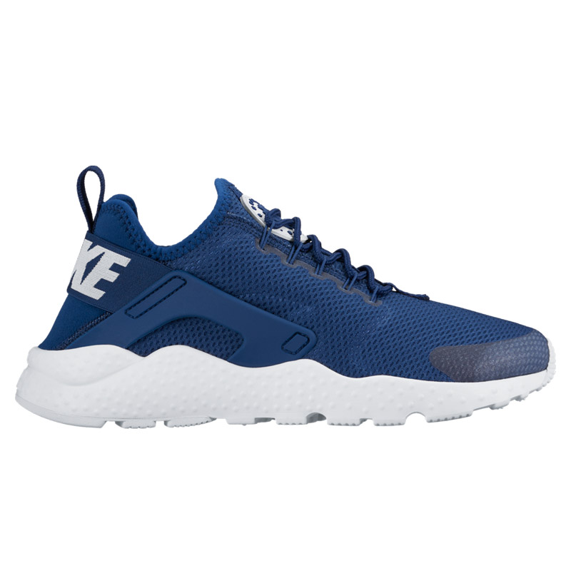 1e3bfa799e0 NIKE WMNS AIR HUARACHE RUN ULTRA (Nike wmns air halti run ultra) COASTAL  BLUE WHITE 16FA-I