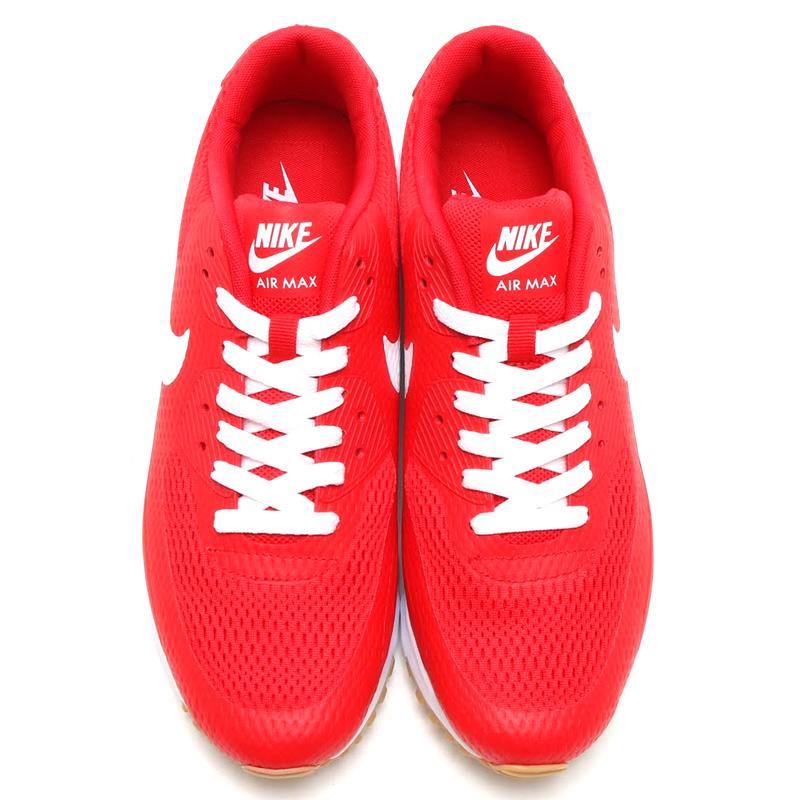 Nike Air Max 90 Universidad De Ultra Esencial De Aire Roja 4VSCz3vz