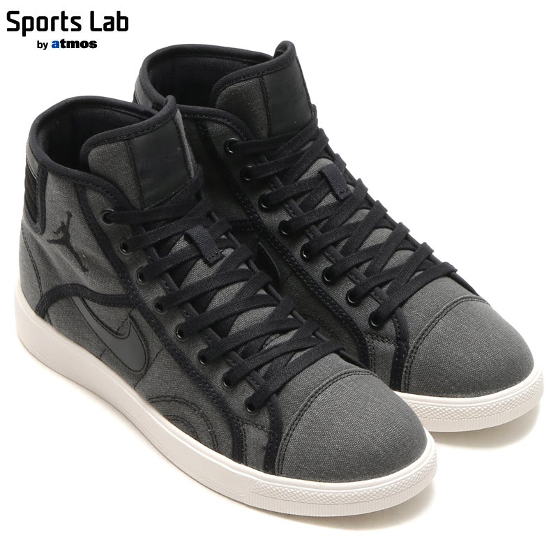 e92b4ac1909f NIKE AIR JORDAN SKY HIGH OG (Nike Air Jordan sky high OG) BLACK BLACK-SAIL  16SP-S