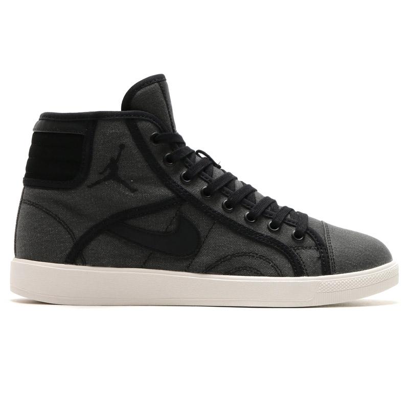 NIKE AIR JORDAN SKY HIGH OG (Nike Air Jordan sky high OG) BLACK/BLACK-SAIL 16SP-S
