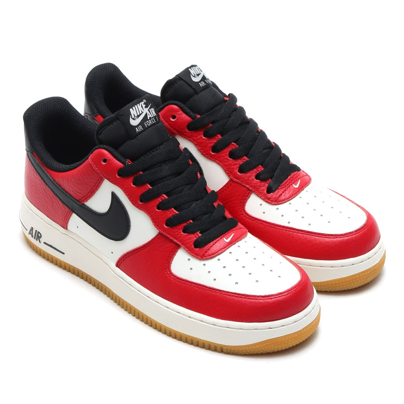 more photos 772a3 28245 sweden nike air force 1 low gym red black gum light brown sail e332e b81a2   netherlands nike air force red black 253e7 a3c90
