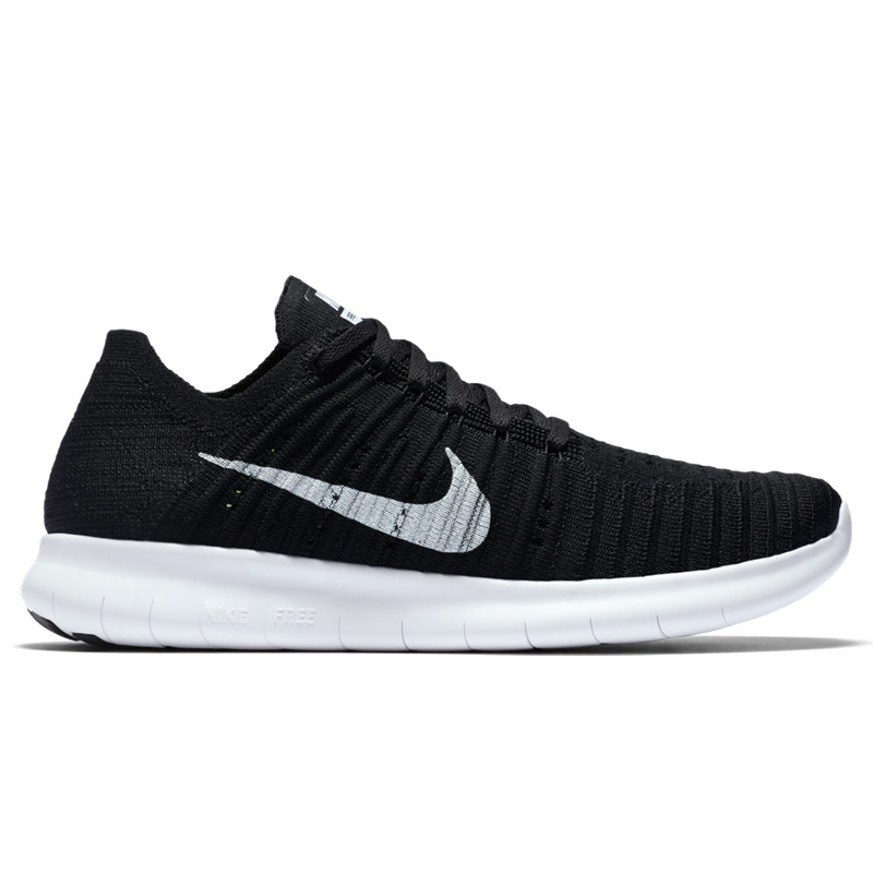 competitive price 3e660 6349a atmos-tokyo  Rakuten Global Market NIKE WMNS FREE RN FLYKNIT (Nike wmns free  run Flint) BLACKWHITE CRYOVR