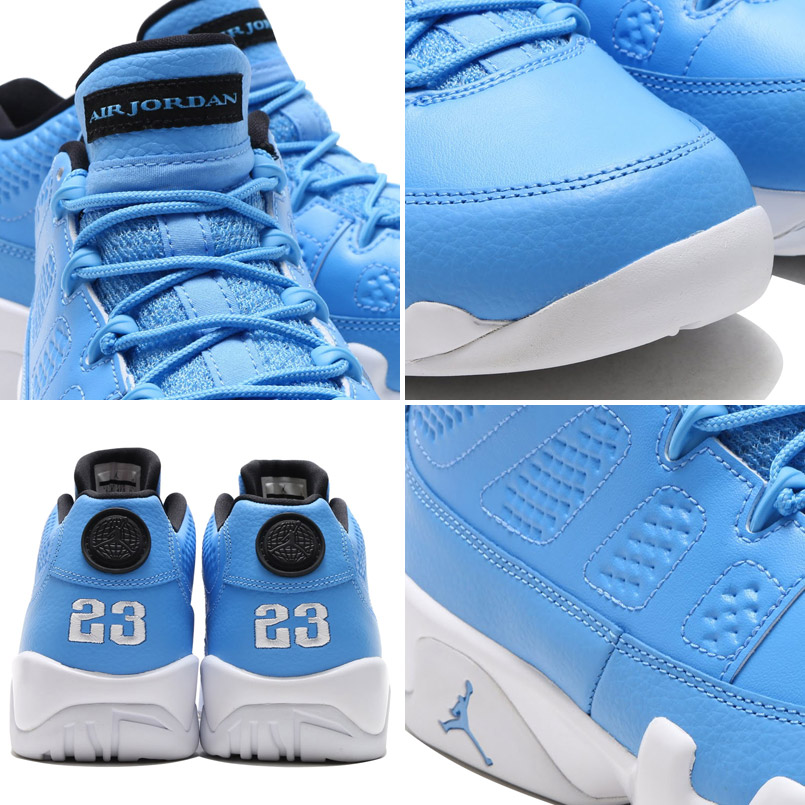 online retailer 8d1f2 e6e79 ... wholesale nike air jordan 9 retro low nike air jordan 9 retro low  university blue university