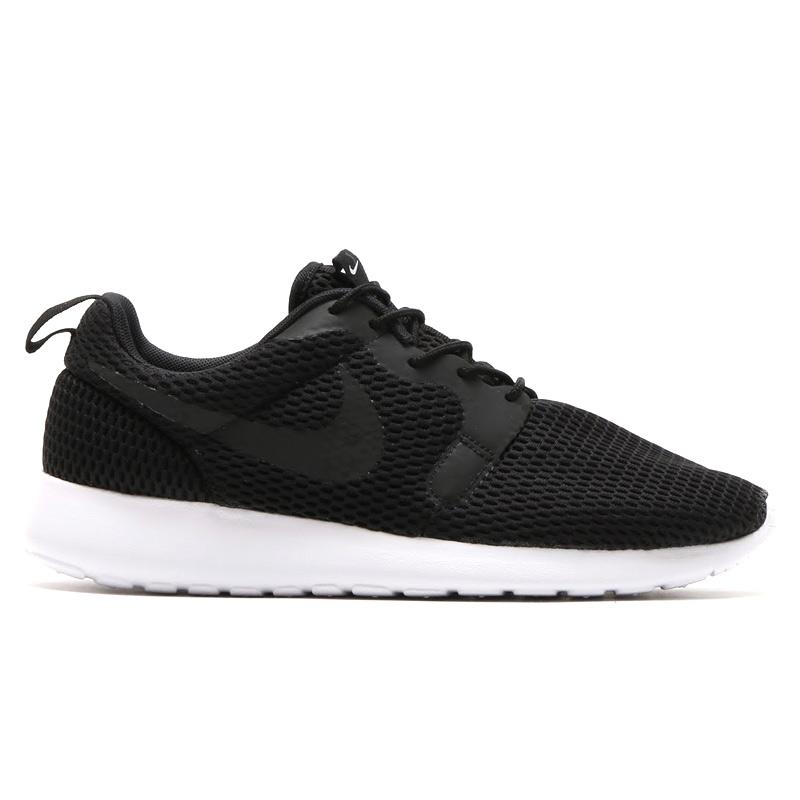 f5ad86a05cd4 NIKE ROSHE ONE HYP BR (Nike Ros one hyper Breeze) BLACK BLACK WHITE 16SU-I
