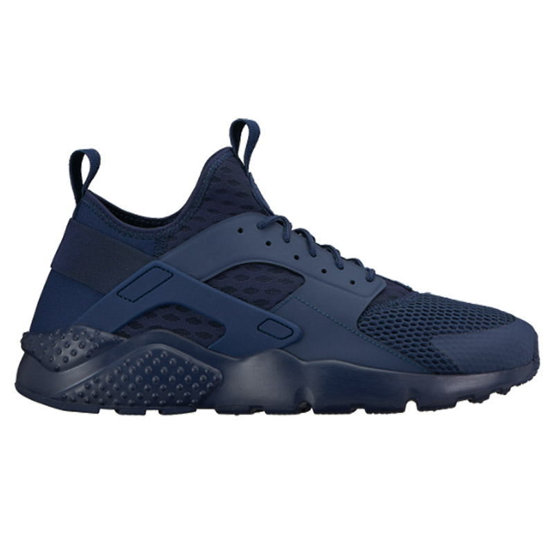 NIKE AIR HUARACHE RUN ULTRA BR (Nike Air halti run ultra Breeze) MIDNIGHT  NAVY MIDNIGHT NAVY 16SU-I f4d1b42e07ab
