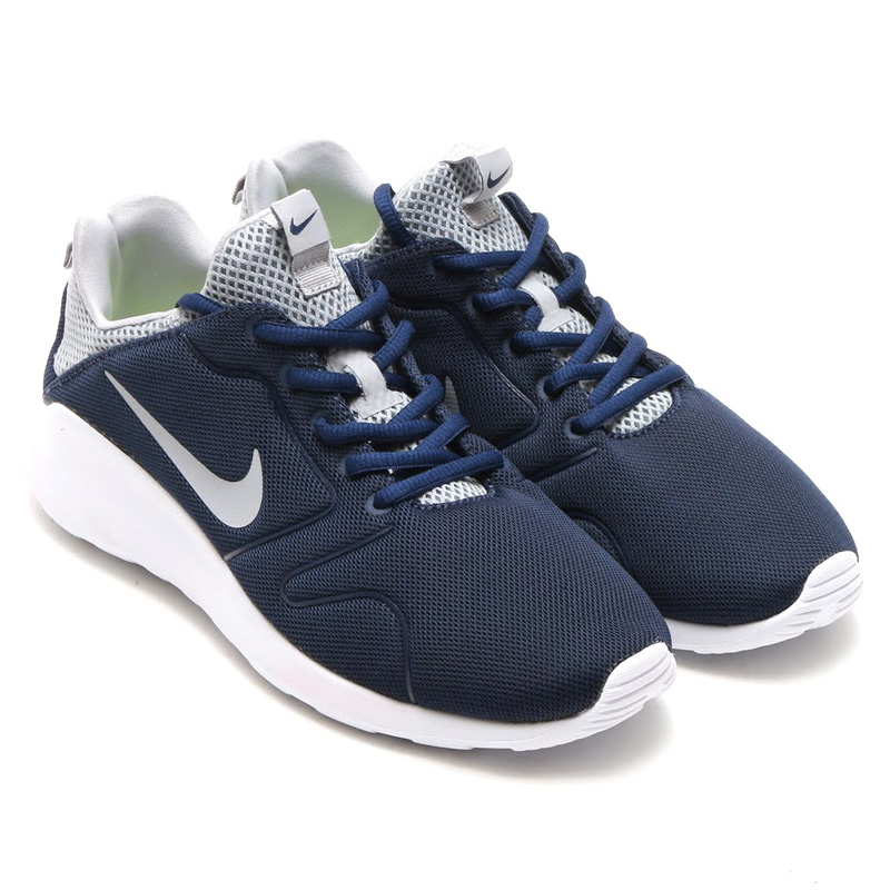 e7445600189d8a NIKE KAISHI 2.0 (Nike started 2.0) MIDNIGHT NAVY WOLF GREY WHITE 16SU-I