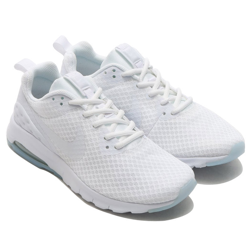 NIKE WMNS AIR MAX MOTION LW (Nike women s Air Max motion LW) WHITE WHITE  16FA-I 2b4c0acca