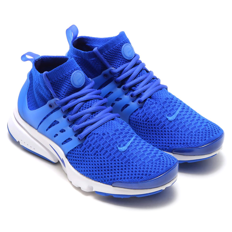 buy popular 829c4 585f4 NIKE AIR PRESTO FLYKNIT ULTRA (Nike Air Presto Flint ultra) RACER BLUE RACER  BLUE-WHITE TOTAL CRIMSON 16SU-S